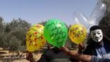 ¿Hamás suspenderá los ataques con globos incendiarios?