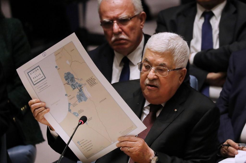 Abbas ante el Consejo de Seguridad de la ONU