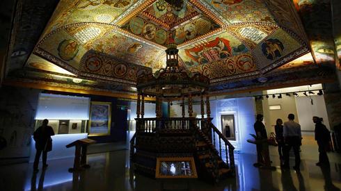 El museo POLIN en Varsovia
