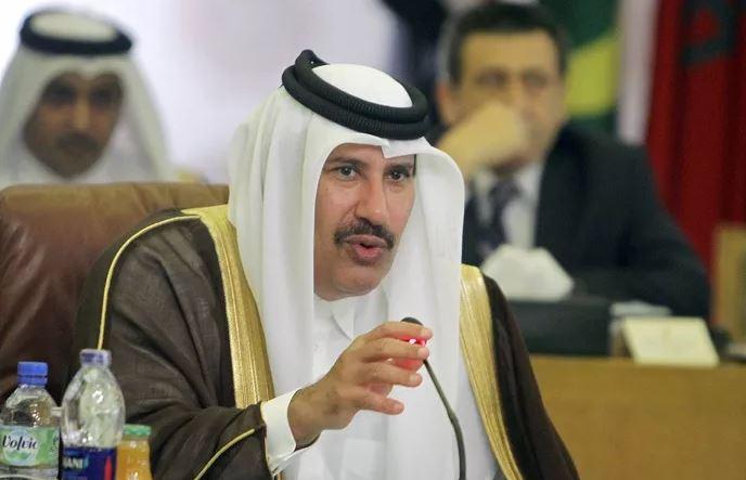 El jeque Hamad Bin Jassim, ex primer ministro de Catar