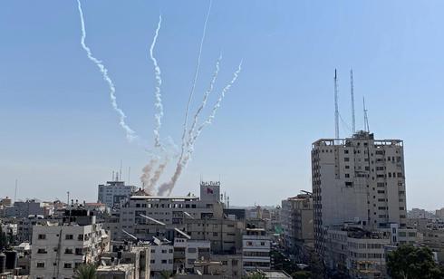 Lanzan cohetes desde Gaza a Israel