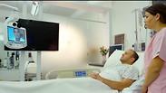 Los pacientes podrán dialogar con los médicos a través de un monitor