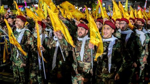 Libano Sur Hezbollah