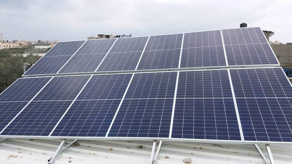El producto utilizará energía solar para funcionar