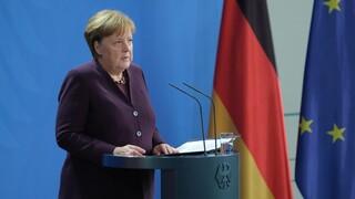 La canciller alemana, Angela Merkel, habla sobre los ataques mortales en Hanau
