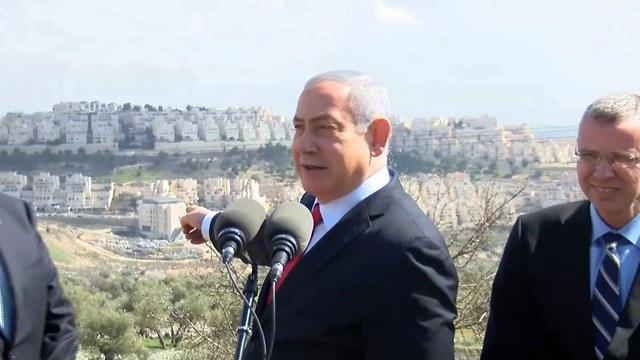 """Netanyahu: """"Lo logramos a pesar de la presión internacional"""""""