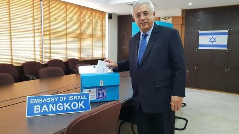 Embajador israelí en Tailandia