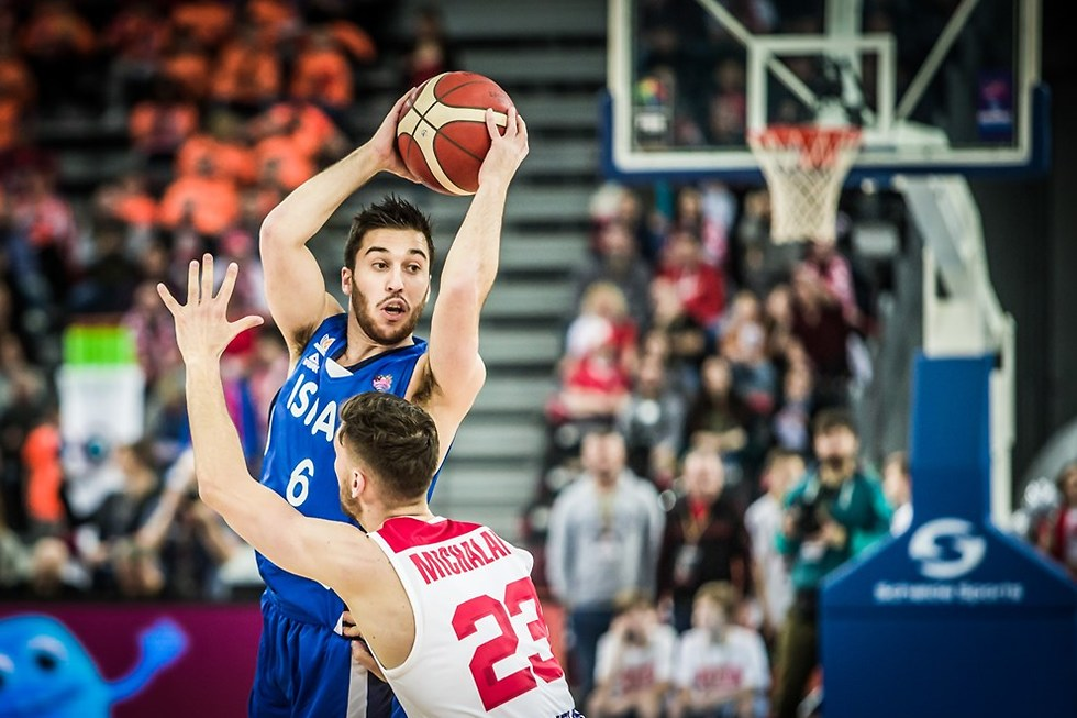 Israel ganó en Polonia y buscará repetir el lunes ante Rumania en Tel Aviv
