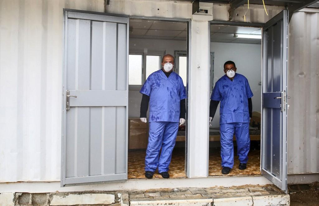 Alerta en Gaza: en pocas horas los casos de coronavirus subieron de 20 a 55.