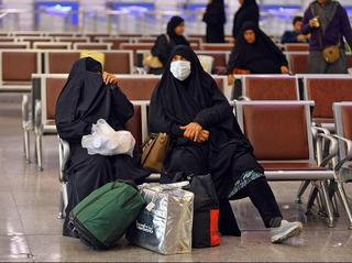 Irán es el tercer país con más muertos por la pandemia, detrás de China e Italia