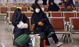 Iraquíes regresan de Irán