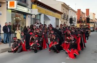 Comparsa España