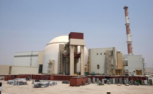 Centran nuclear en Bushehr, Irán
