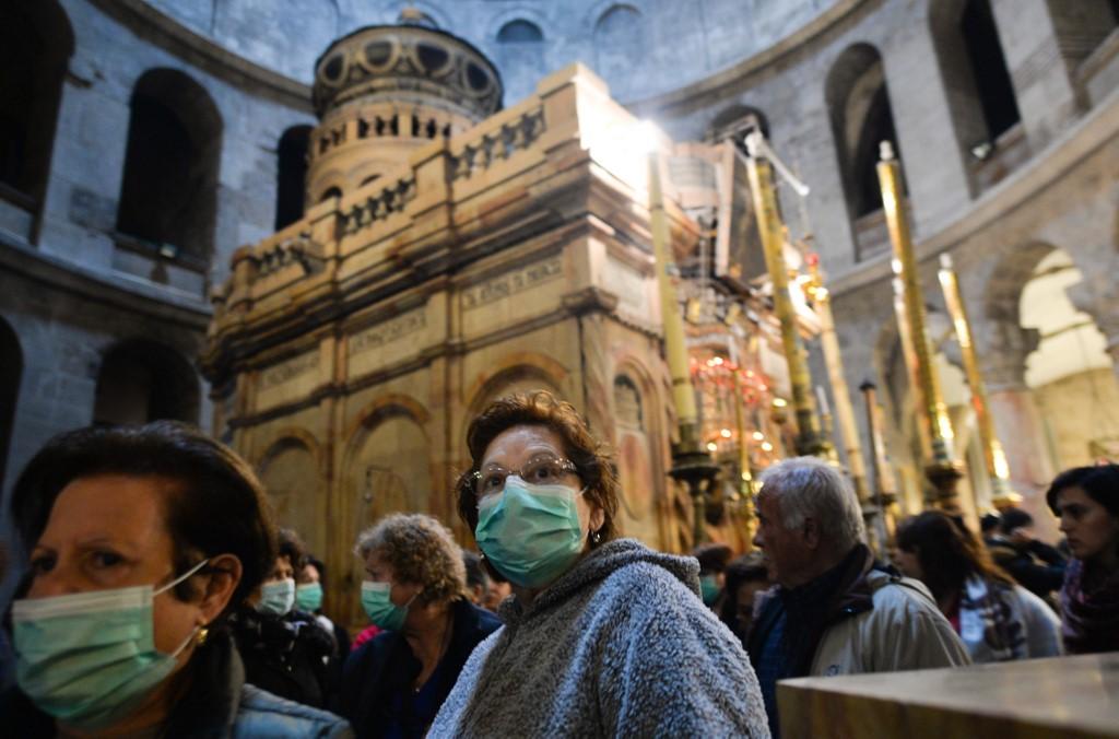 Iglesia del Santo Sepulcro en Jerusalem