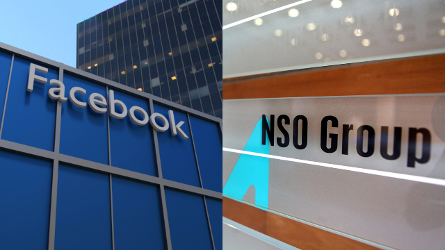 Facebook enfrentada al grupo israelí NSO