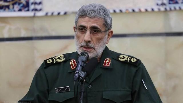 El sucesor de Qasem Suleimani, Ismail Kaani, militante y creativo