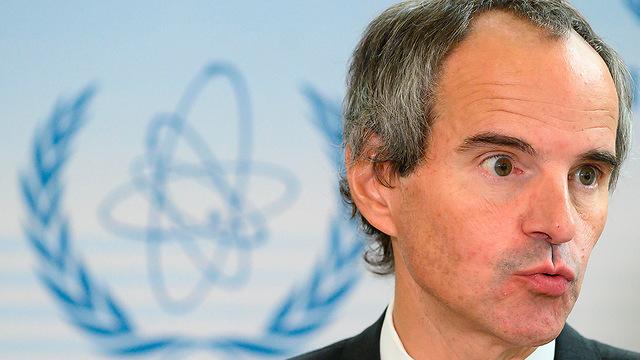 El nuevo director de la OIEA, Mariano Grossi