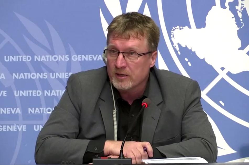 """Christian Lindmeier: """"El mundo debe unirse para luchar contra esta enfermedad"""""""