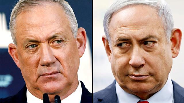 Gantz sucederá a Netanyahu