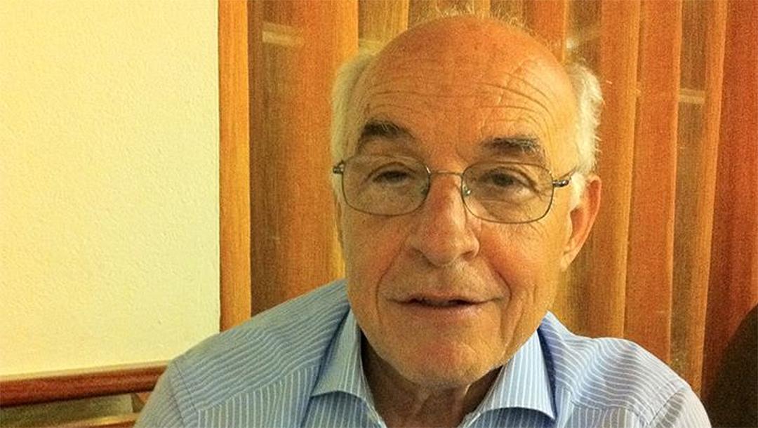 Michele Sciama, ex secretario general de la Comunidad Judía de Milán