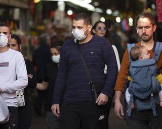 Coronavirus Tel Aviv