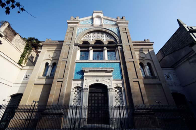 Sinagoga Central de Milán