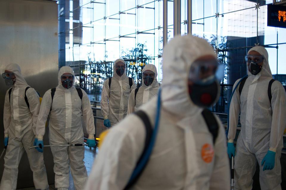 España, uno de los países más castigados por el coronavirus