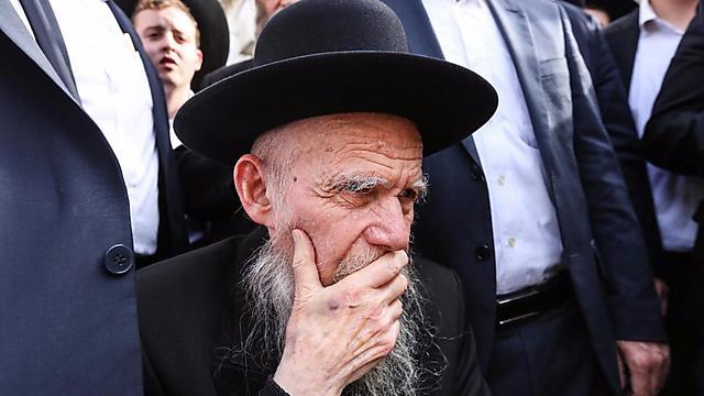 El rabino Guershon Edelstein