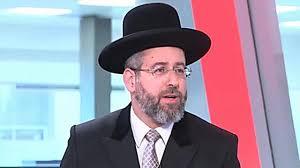David Lau, gran rabino de Israel