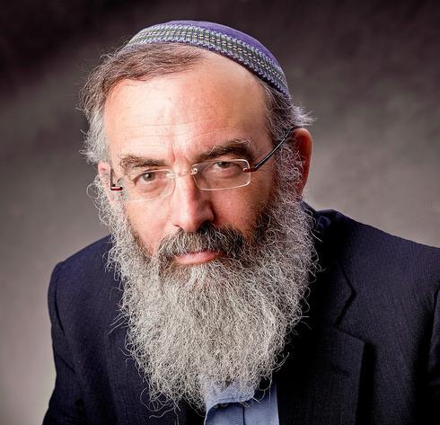 El rabino David Stav
