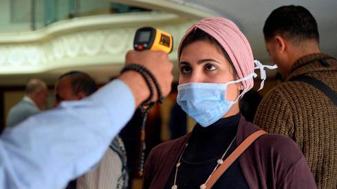 Precauciones de coronavirus en Luxor