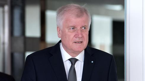 Ministro del Interior alemán Horst Seehofer