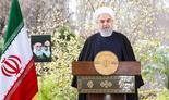 Hassan Rouhanni, presidente de la República Islámica