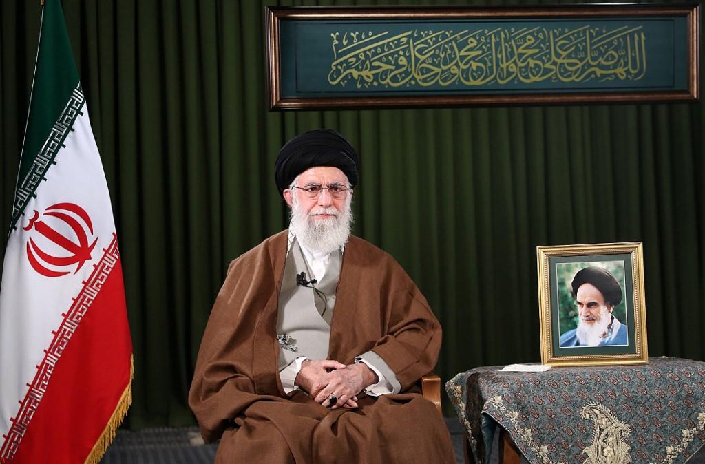 Ali Jamenei, lìder supremo de Iran