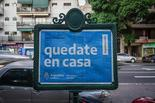 La cuarentena obligatoria en la Argentina también es cumplida por los israelíes varados allí