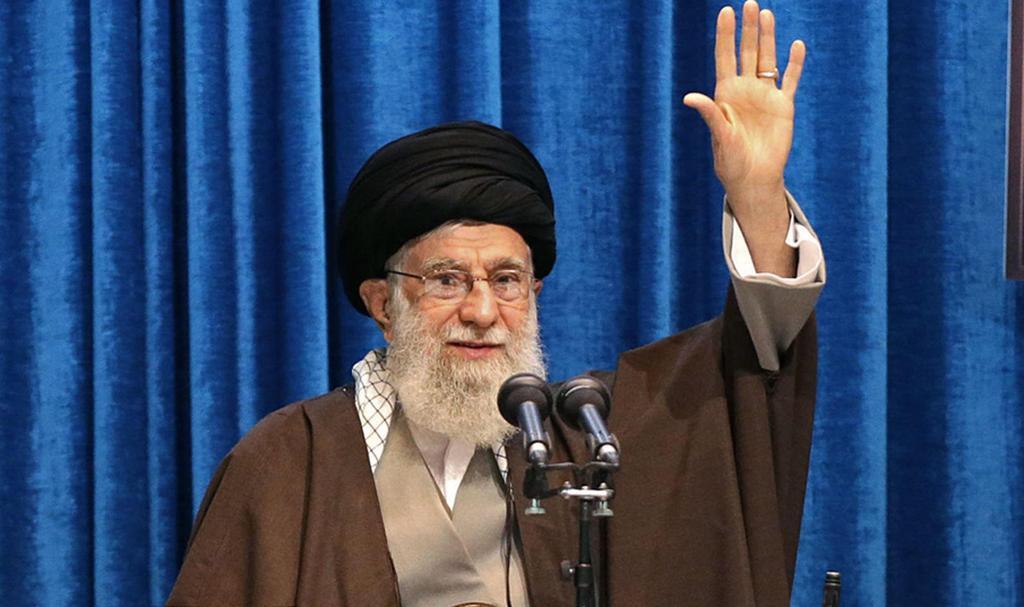 El líder supremo de Irán, Alí Jamenei