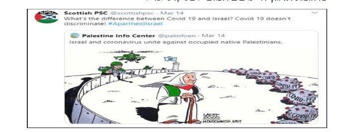 Dibujos animados antisemitas