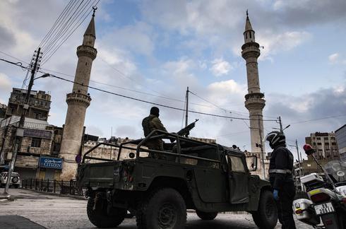 Toque de queda en Amman