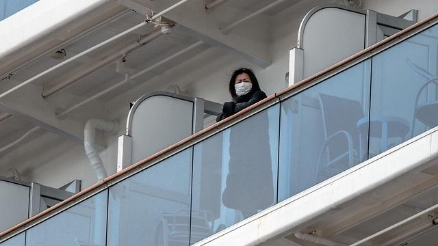 El barco del coronavirus mostró una tasa de moralidad de sólo el 0,5%