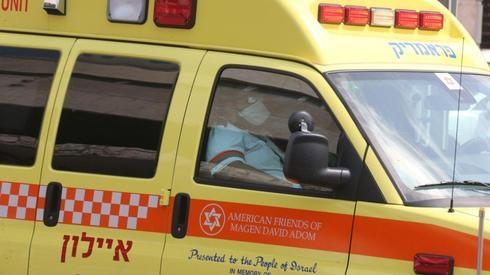 Servicios de emergencia de Tel Aviv.