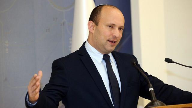 El ministro Bennett alerta sobre el posible deterioro de la situación.