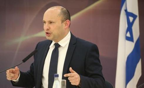 Ministro de Defensa, Naftali Bennett