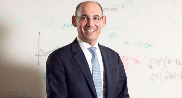 Amir Yaron, presidente del Banco de Israel.