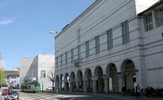 El Kuntsmuseum en Basilea, Suiza.