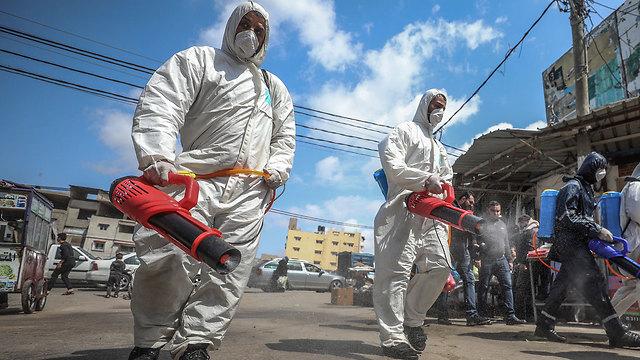 Hamas, además, pide asistencia en la lucha contra el coronavirus en Gaza.