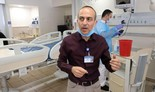 Roni Gamzu, jefe ejecutivo del hospital Ichilov