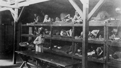 Prisioneros de Auschwitz