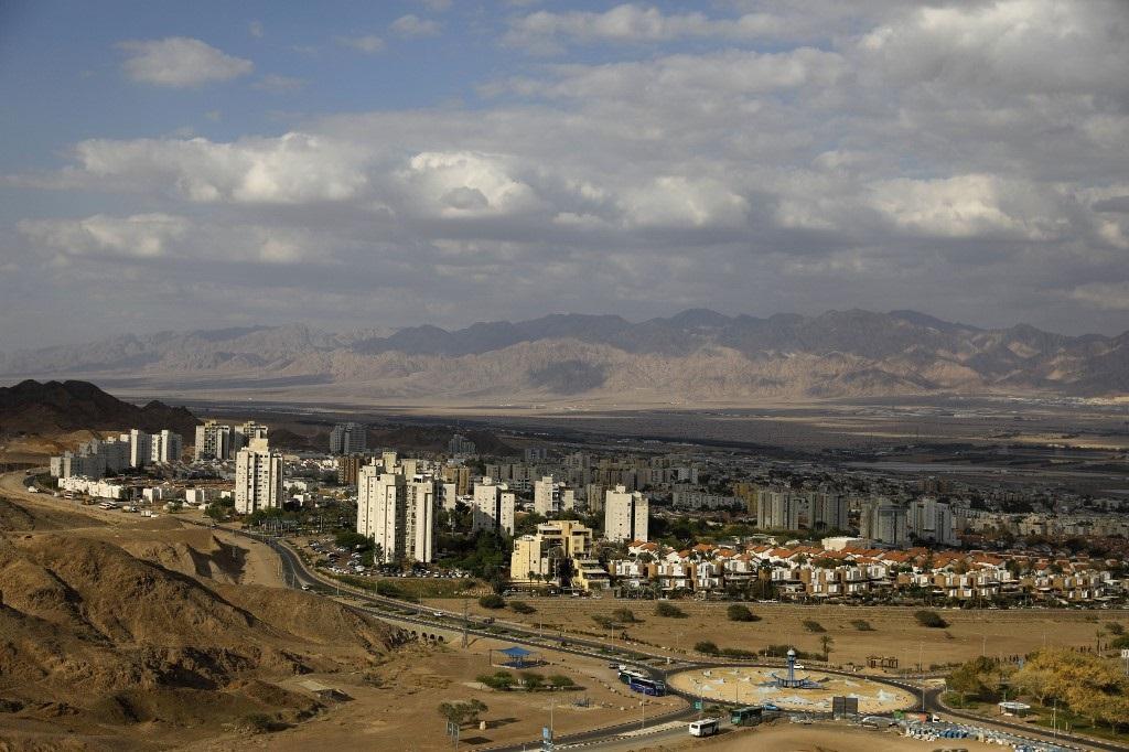En la ciudad del sur de Israel se registraron 20 casos.