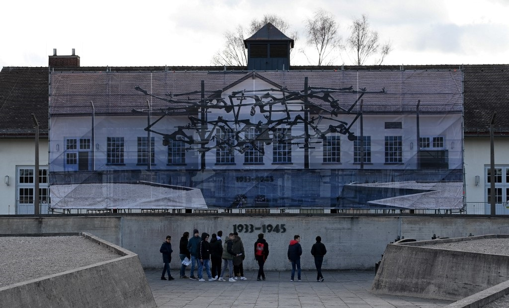 Campo de Concentración de Dachau.