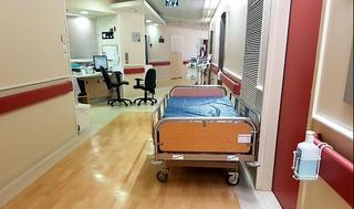 El hospital Haddasah Ein Kerem es uno de los más prestigiosos de Israel.